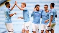国际足球战报: 利物浦客场3-1布莱顿 曼城5-0轻取纽卡斯尔