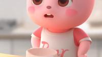 亲子益智玩具:熊宝宝竟说大实话,太可爱了