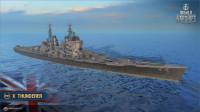 【战舰世界欧战天空】第1071期 Y系炮击平台雷神