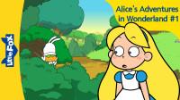 爱丽丝梦游仙境1 | 掉进兔子洞 | Little Fox小狐狸英语动画