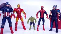 蜘蛛侠:蜘蛛侠与超级英雄的表演