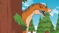 为什么草食恐龙比肉食恐龙更大 下
