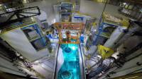 震撼!中核集团核电站装料作业现场画面