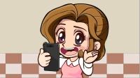 搞笑小动画:女生为什么那么爱自拍,去厕所也自拍,根本停不下来