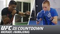 【UFC251 | 倒计时】主赛:张伟丽的下个对手——女子草量级焦点赛