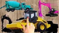 国外少儿时尚,一起来拼装挖掘机运输卡车吧!你会吗?