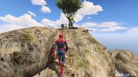 蜘蛛侠:疯狂的碎布娃娃与蜘蛛侠和绿巨人