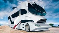 全球最贵的房车之一,看到车内才知道1700万花在哪,无法想象的奢华