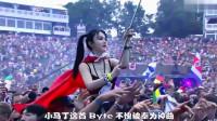 谁说中国人嗨不起来?上万中国人唱《faded》,震得老外一脸懵!