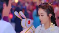 楚乔传:宇文玥看见买兔子灯的少女,不由想起了楚乔,潸然泪下!