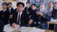 逃学威龙:星爷上课的样子太搞笑了,这场景好熟悉!