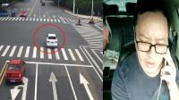 滴滴司机打110报警求闯红灯,还连说没办法了,背后原因感人