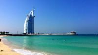 朱美拉海滩 古城堡和集市 阿联酋迪拜观光【原创】