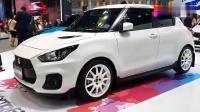 新车展示, 2020款铃木雨燕Sport, 了解完实车, 心动了