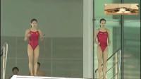 中国跳水队奉献出前所未见的花式跳法!网友-太好看了!