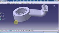 CATIA视频教程.CaTICs网络赛3D建模实例(3D08-H04)讲解(下).172
