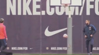 你见过梅西打篮球吗