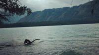 湖光岩水怪之谜:湖面游动黑色魅影,多人目击不明生物