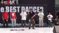 少年王一博跳舞的样子