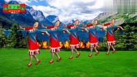 广场舞《洗衣歌》(经典藏族民歌)