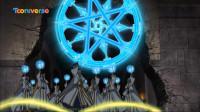神秘公寓-幽灵球X的诞生_36_动画解说_500年前开始的恶缘