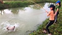 钓鱼的启示形近字组词