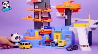 宝宝益智玩具:超级汽车维修站,我来帮你修理车
