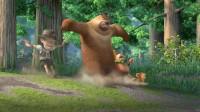 熊出没:熊强开启游戏闯关模式