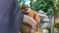 熊出没:熊强来到第二关盲人摸象,吉吉被淘汰