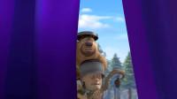 熊出没:熊强终于找到熊大,原来是虚惊一场
