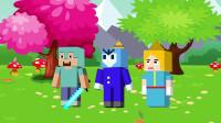 我的世界动画-史蒂夫乱斗-Brawl Stars Animation Series