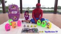 蜘蛛侠:大规模的鸡蛋突袭