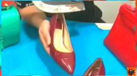 女人的钱真好赚,大哥做一双高跟鞋的成本只有10块,卖出去却要500块