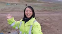 摩旅西藏遇到帅哥摩友,妹子亲自下厨,三菜一汤车上食材全部下锅