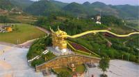中国长达千米的大巨龙,每年吸引无数游客,看完真是太震撼!