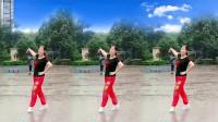 广场舞《山谷恋》动感欢快,舞步简单,舞姿时尚迷人