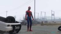 蜘蛛侠:逆闪与蜘蛛侠之战