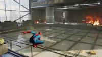 蜘蛛侠:蜘蛛侠的力气真大