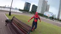蜘蛛侠:蜘蛛侠对维努毒液