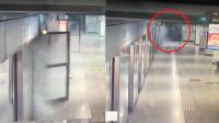 """武汉地铁3号线屏蔽门被撞碎,挨个""""爆破""""仿佛港片,官方回应来了!"""