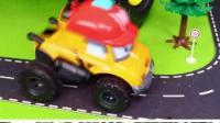 挖掘机玩具:小汽车儿童汽车玩具 自卸车大卡车搅拌车