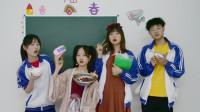 短剧:老师打饭按粒收费,谁知3学生不花一分钱吃一盆,啥套路?