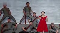云朵深情演唱经典歌曲十送红军慷慨激昂,太好听了