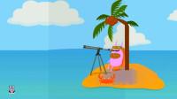 搞笑解谜游戏:兔大叔流落荒岛,如何让他脱离困境?