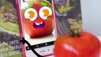表情动画,番茄觉得自己太好看了吗?