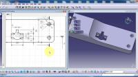 CATIA视频教程.CaTICs网络赛3D建模实例(3D08-H05)讲解(中).176