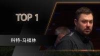 75三杰的舞台!2020世界锦标赛第6日五佳球TOP5