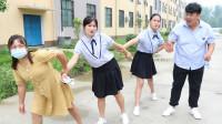 暑期防范常识3:女骗子冒充吕毛豆妈妈同事,吕毛豆会跟她走吗?
