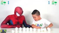 蜘蛛侠:蜘蛛侠对卡尔文