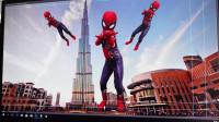 蜘蛛侠:小蜘蛛侠的动作